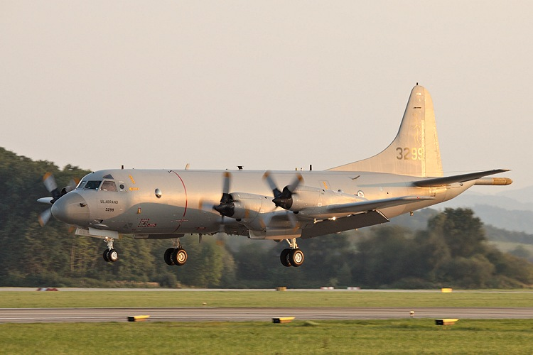 Lockheed P-3C orion, Royal Norwegian Air Force, registrace 3299