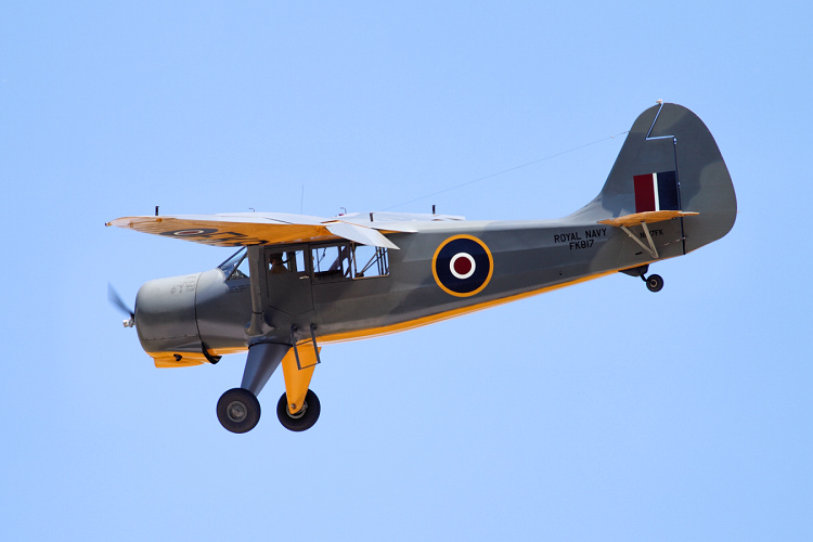 Stinson AT-19 Reliant, registrace FK817