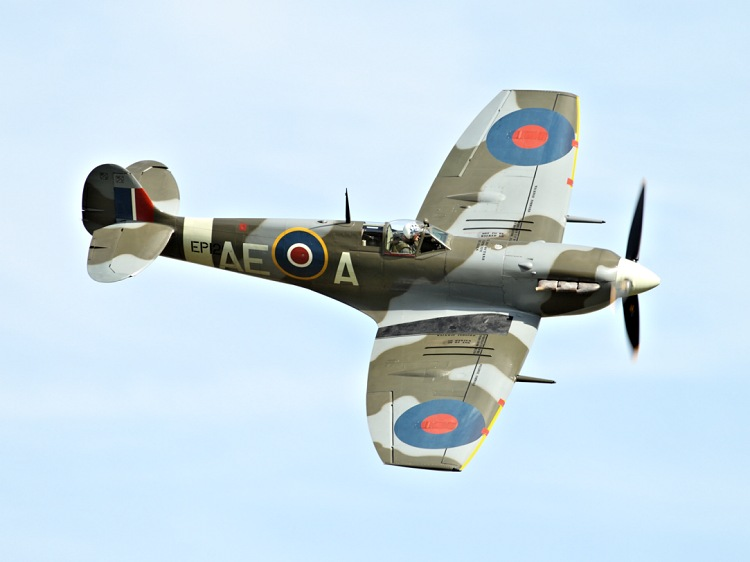 Supermarine Spitfire LF Mk.Vb, The Fighter Collection, registrace G-LFVB